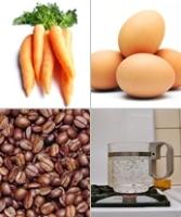 havuc-yumurta-kahve Keder Çözüm